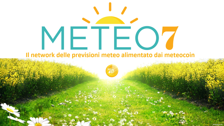 Benvenute\i su Meteo7!