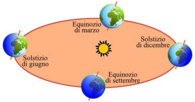 È iniziato l'autunno anche sotto il profilo astronomico