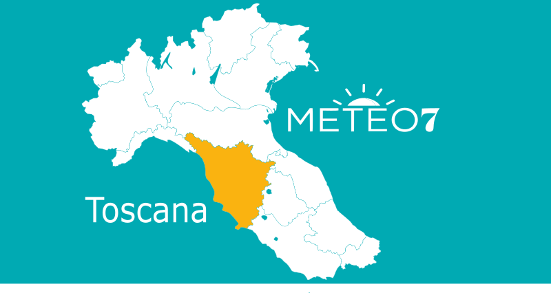 meteo7 toscana