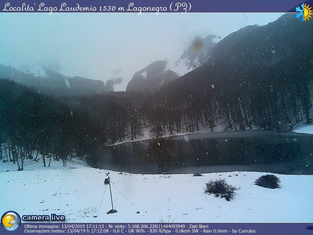 Meteo Monte Sirino Neve