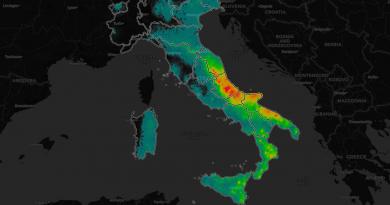 meteo italia radar 14 maggio 2019