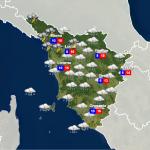 Meteo Toscana Lunedì 18 Novembre 2019