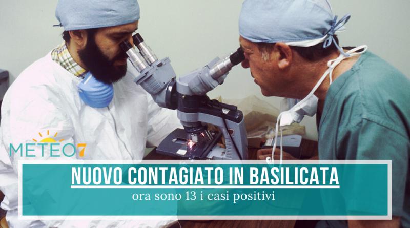 Coronavirus Basilicata nuovo caso positivo, una ragazza di Rapolla
