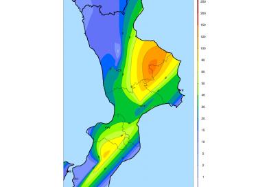 Meteo Calabria 26 marzo 2020