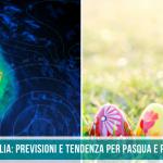 METEO Italia la PRIMAVERA avanza, ecco la tendenza per PASQUA e PASQUETTA